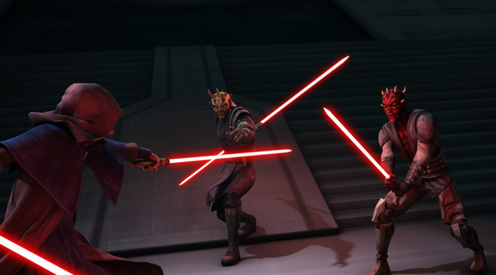 'The Clone Wars'