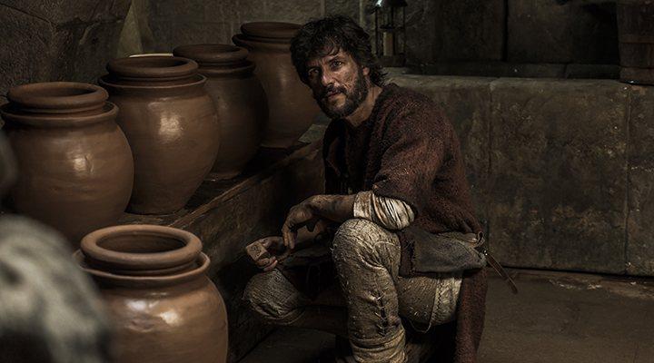 'Daniel Grao interpreta a Bernat en 'La catedral del mar''