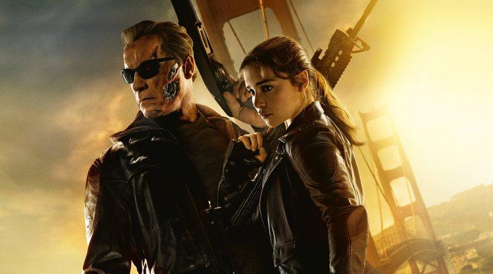 Emilia Clarke en 'Terminator: Génesis'