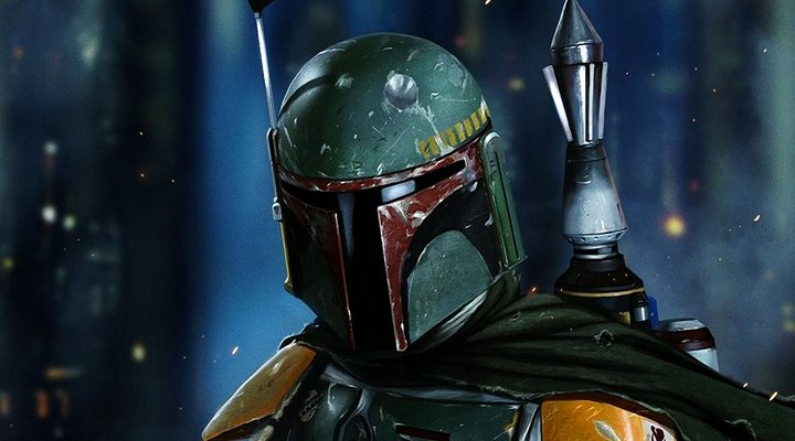 Boba Fett en 'Star Wars'