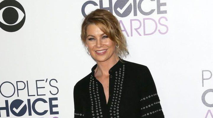 Ellem Pompeo durante los People's Choice Awards
