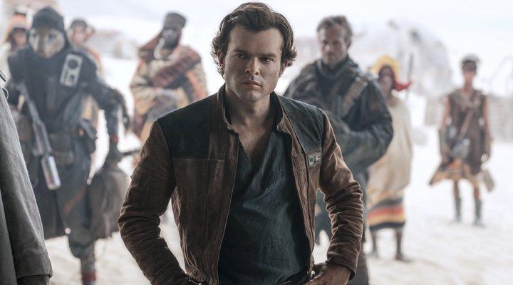'Han Solo: Una historia de Star Wars