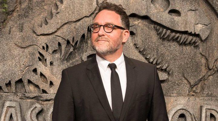 Colin Trevorrow en el estreno de 'Jurassic World: El reino caído' en Madrid