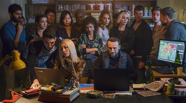 ''Sense8' dice adiós en Netflix con un capítulo final'