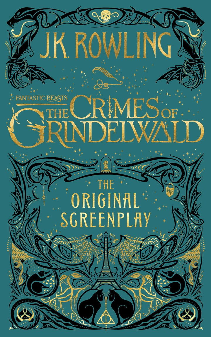 Animales fantasticos Grindelwald