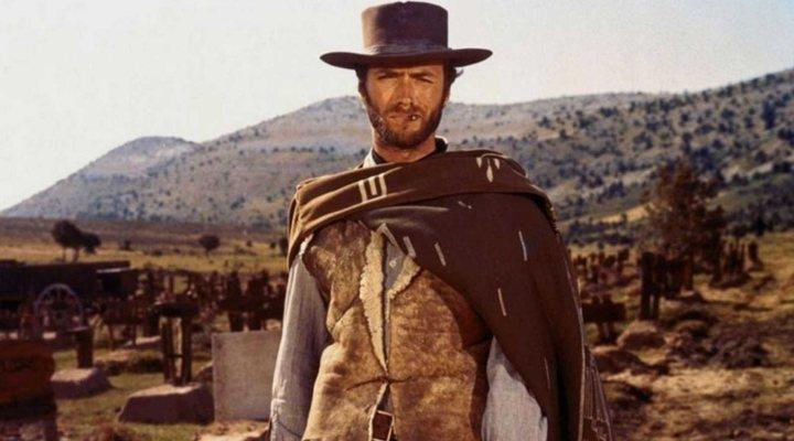 Clint Eastwood en 'El bueno, el feo y el malo'