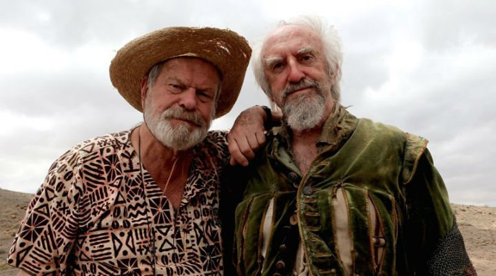 Terry Gilliam y su Don Quijote