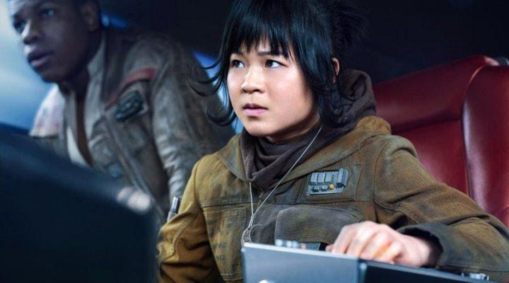 Kelly Marie Tran en 'Star Wars: Los últimos Jedi'