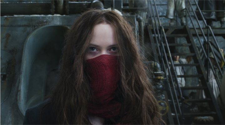 MORTAL ENGINES - Tráiler Mundial (Universal Pictures) - HD