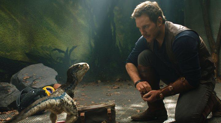 'Jurassic World: El reino caído