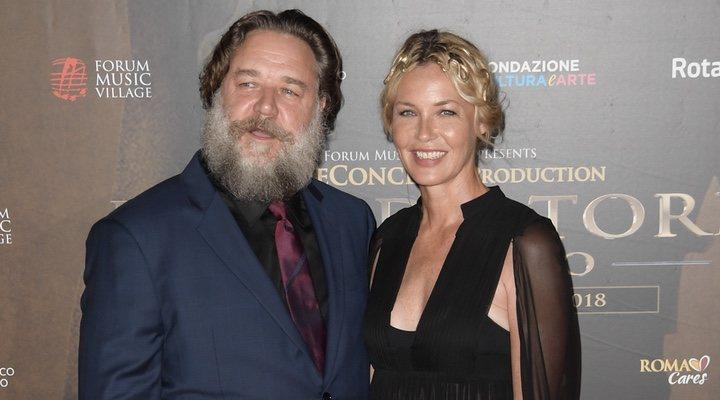 Russell Crowe y Connie Nielsen
