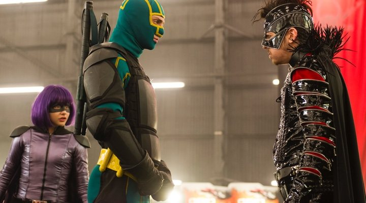 Confirman nueva película sobre Kick-Ass y Hit Girl