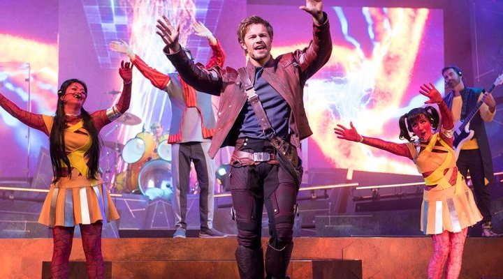 'Guardians of the Galaxy - Awesome Mix Live!'