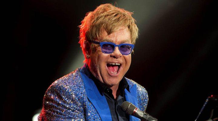 'Elton John'