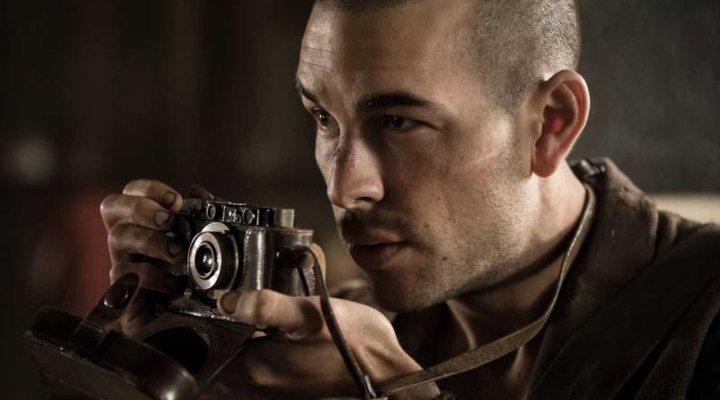 Mario Casas, como Francesc Boix en 'El fotógrafo de Mauthausen'