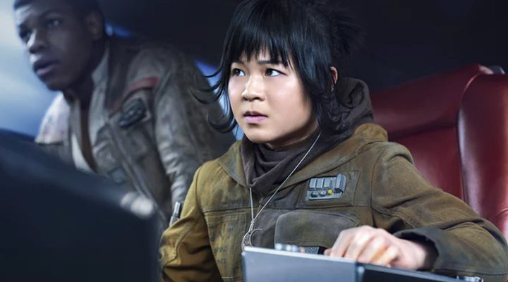 Kelly Marie Tran en 'Star Wars. Los últimos Jedi'