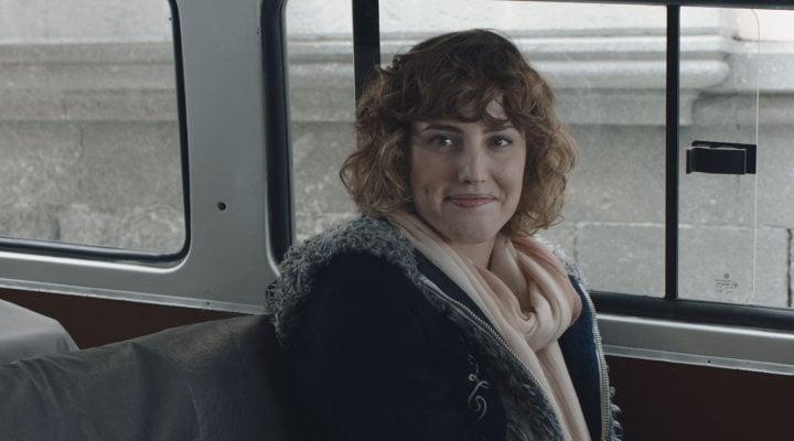 Natalia de Molina como Cecilia, su persona en la película de terror 'No dormirás'