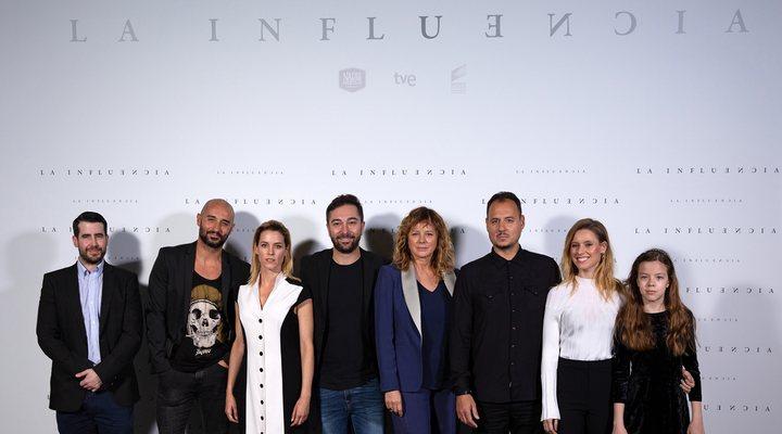Imagen presentación 'La Influencia'