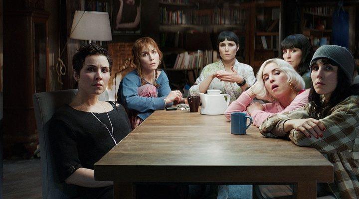 Noomi Rapace interpreta a siete personajes distintos en 'Siete hermanas'