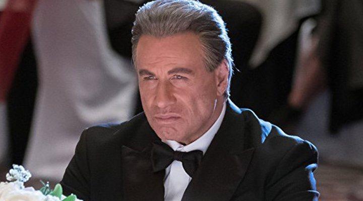 John Travolta en 'Gotti'