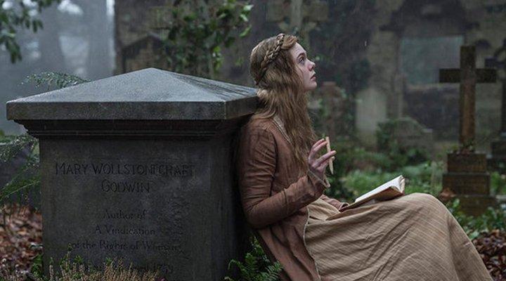 'Mary Shelley'
