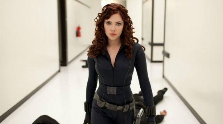 Natasha Romanoff, aka Viuda Negra