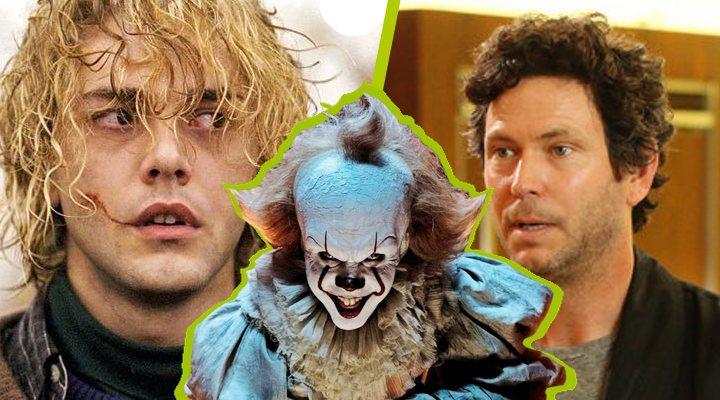 Xavier Dolan y Will Beinbrink en 'It 2'