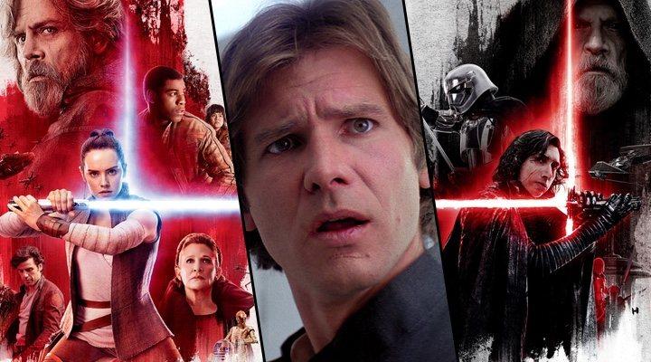 El remake de 'Los últimos Jedi' también tiene a Han Solo confuso