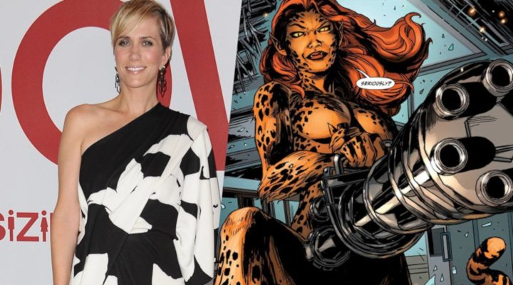 'Wonder Woman 1984': Primer vistazo a Kristen Wiig como la doctora Barbara Ann Minerva