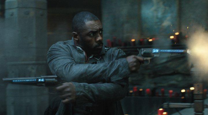 Idris Elba en 'La Torre Oscura </p><p>'