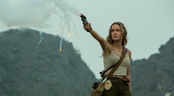 'Brie Larson en Kong: La Isla Calavera