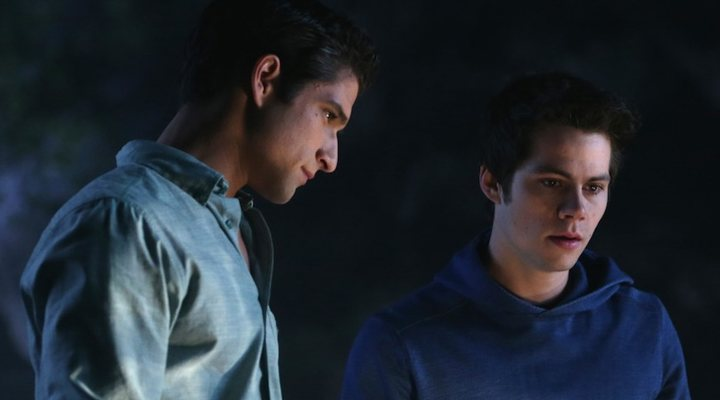 Scott y Stiles en 'Teen Wolf'