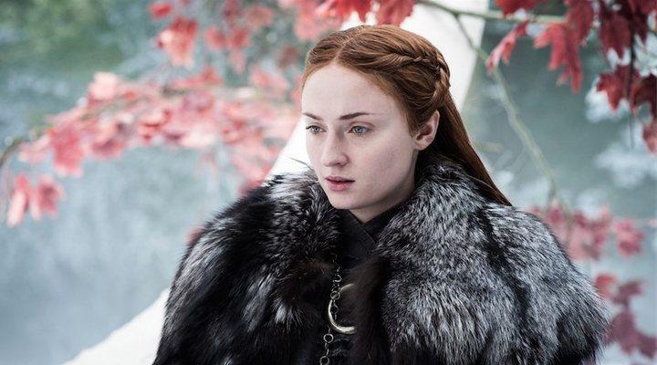Sansa Stark en </p><p>'Juego de Tronos'
