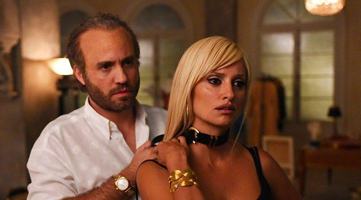 'Penélope Cruz como Donatella Versace en American Crime Story: El asesinato de Gianni Versace'