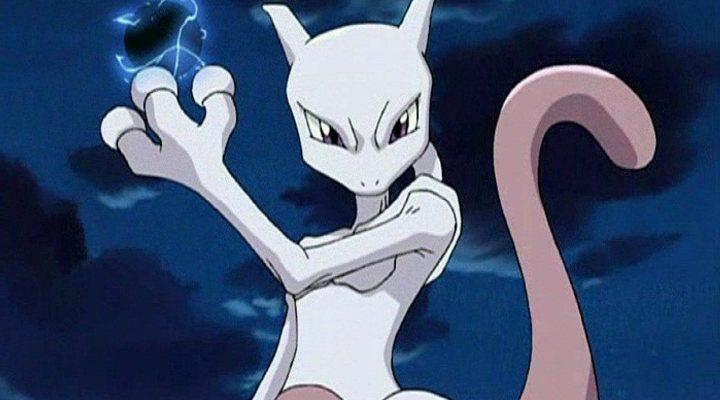 Mewtwo en 'Pokémon: La película'