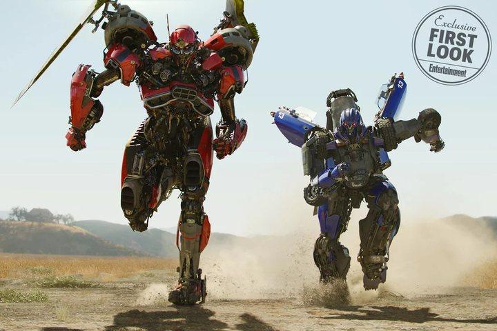 Bumblebee La Nueva Entrega De Transformers Presenta A Dos De Sus