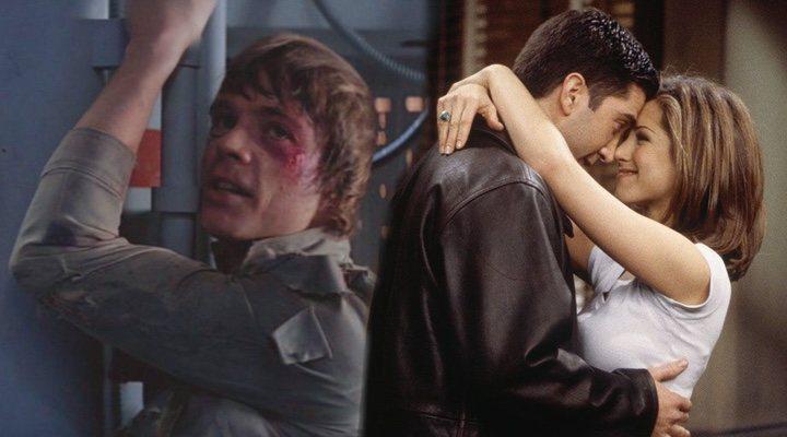 'Star Wars' y 'Friends'