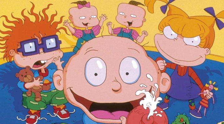 La serie animada Rugrats tendrá una nueva temporada