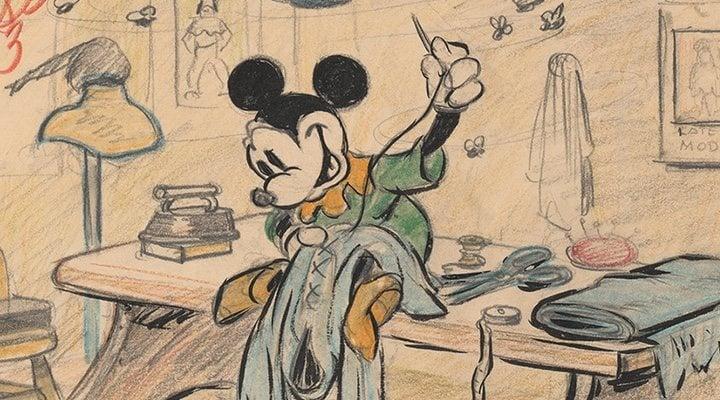 'Disney. El arte de contar historias'