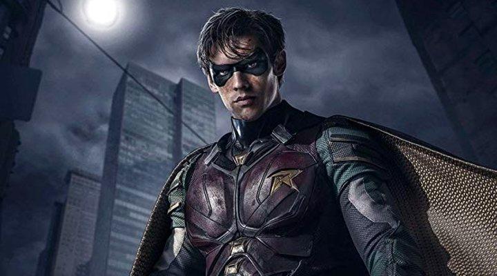 'Brenton Thwaites como Dick Grayson/Robin en Titans'