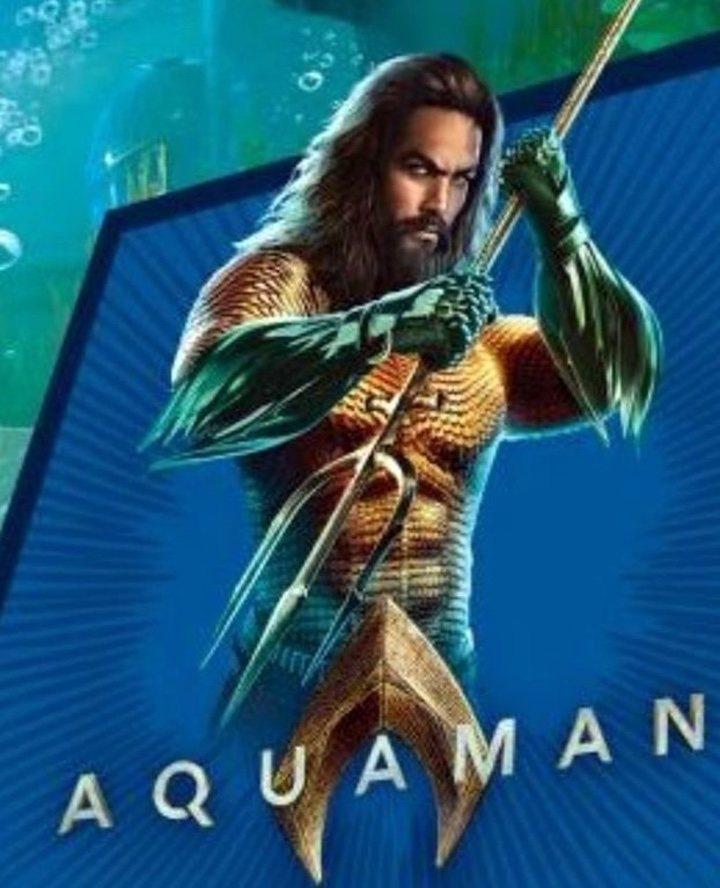 Nuevo look de 'Aquaman'