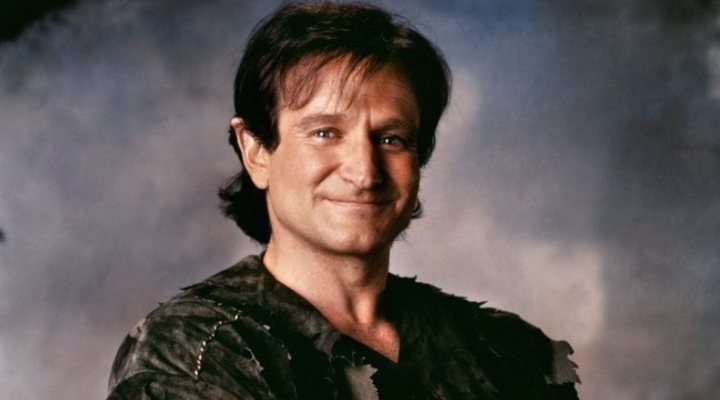 Robin Williams en 'Hook'