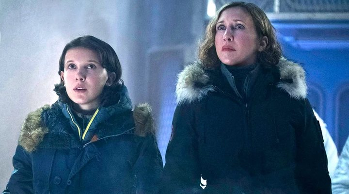 Primer teaser de Godzilla: King of Monsters, con Millie Bobby Brown