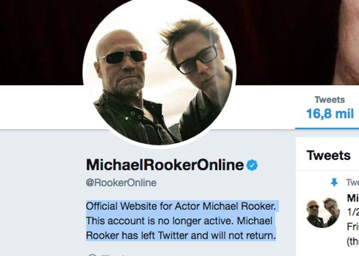 Twitter Michael Rooker