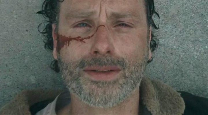 Rick en 'The Walking Dead'