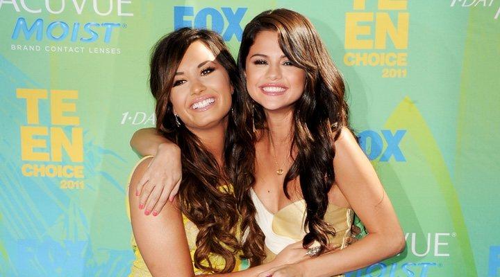Demi Lovato y Selena Gómez