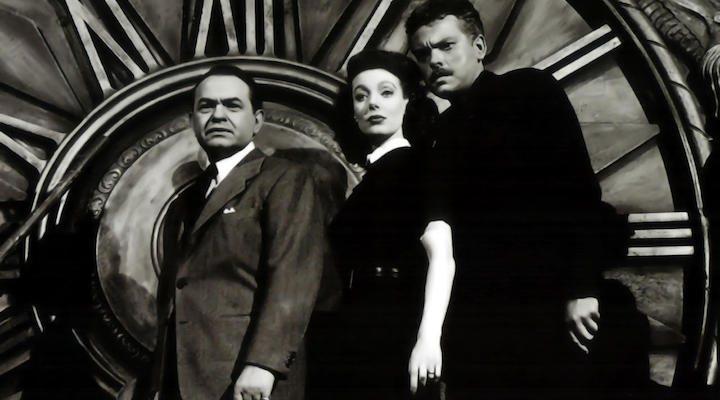 Orson Welles en El Extraño