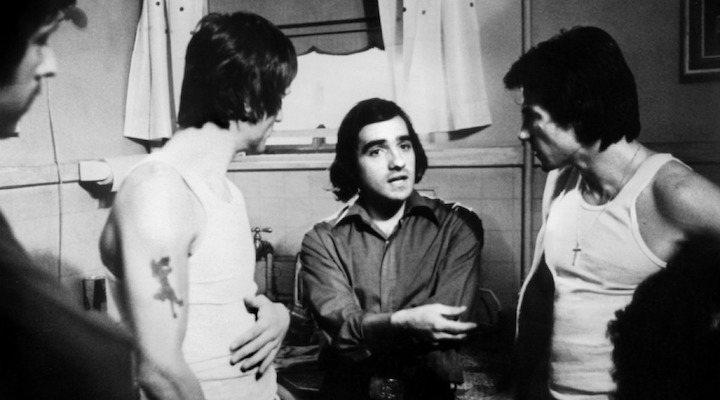 Martin Scorsese en Malas Calles