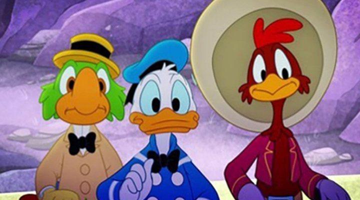 Legend of the Three </p><p> Caballeros