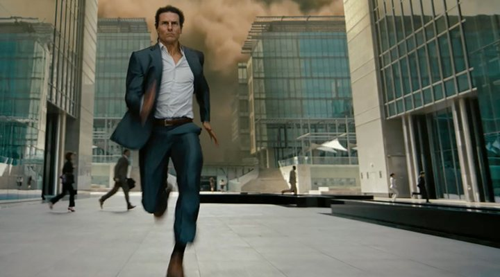 Tom Cruise en 'Misión Imposible: Protocolo fantasma